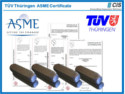 ASME Certification - What is that for?